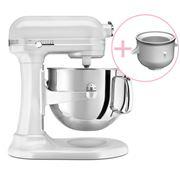 KitchenAid - Pro Line KSM7581 Pearl Mixer w/Ice Cream Bowl