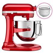 KitchenAid - Pro Line KSM7581 C Apple Mixer w/Ice Cream Bowl