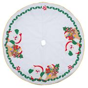 Peter's - Santa/ Teddy Xmas Tree Skirt