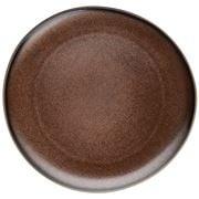 Rosenthal - Junto Bronze Stoneware Plate 25cm