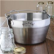 Kilner - Stainless Steel Preserving Pan 8L