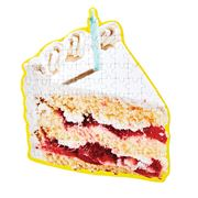 Areaware - Little Puzzle Thing Birthday Cake 70pce