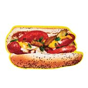 Areaware - Little Puzzle Thing Chicago Hot Dog 70pce