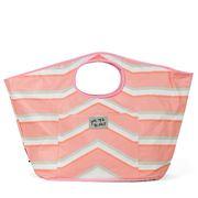 Urban Originals - Carry All Bag Stripe Pink