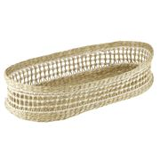 Davis & Waddell - Sandstorm Oblong Basket