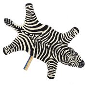 Doing Goods - Chubby Zebra Rug Small