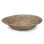 Papaya - Kojo Seagrass Platter Large
