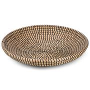 Papaya - Kojo Seagrass Platter Small