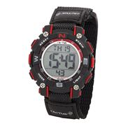 Cactus Watches - Robust Kids Digital Watch Black & Red
