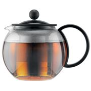 Bodum - Assam Tea Press with S/S Filter 1L Black