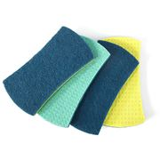 Full Circle - Stretch Counter Scrubbers Set 4pce