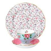 Royal Albert - Modern Vintage Rose Confetti Set 3pce