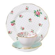 Royal Albert - Modern Vintage Cheeky Pink Set 3pce