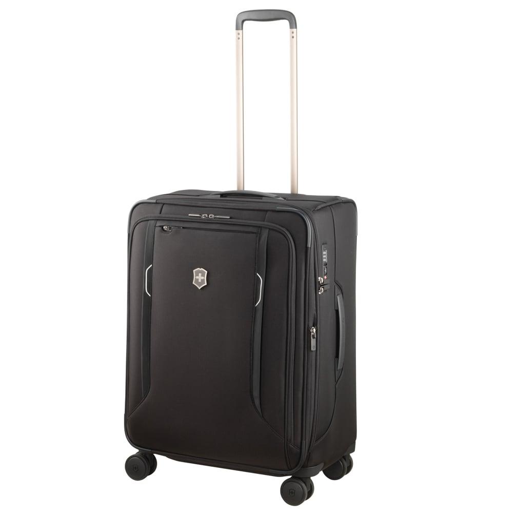 277be7e18 Victorinox - Werks Traveler 6.0 Softside Case Medium Black | Peter's ...