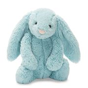 Jellycat - Bashful Bunny Aqua Medium