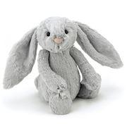 Jellycat - Bashful Bunny Silver Medium