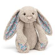 Jellycat - Bashful Beige Bunny Blossom Medium