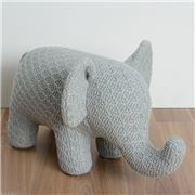 The EDIT - Ellie The Elephant Mini Animal Grey