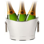 Cafe Society - Tassell Champagne Bucket Nickel