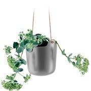 Eva Solo - Self-Watering Hanging Pot Stoneware Grey 15cm
