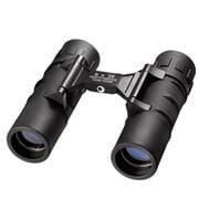 Barska - Focus Free 9X25 Compact Binoculars Blue Lens