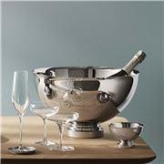 Georg Jensen - Manhattan Stainless Steel Champagne Bowl
