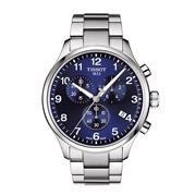 Tissot - Chrono XL Classic Steel Blue Watch