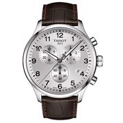 Tissot - Chrono XL Classic Steel Brown/Silver Watch