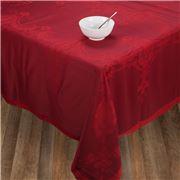 L'Ensoleillade - Jacquard Griotte Tablecloth 200x160cm