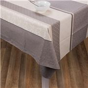 L'Ensoleillade - Jacquard Mallorca T/Cloth Natural 300x155cm