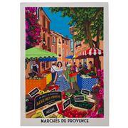 L'Ensoleillade - Marches De Provence Tea Towel