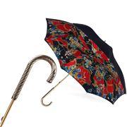 Pasotti - Vintage Floral Double Cloth Umbrella
