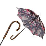 Pasotti - Parasol Flowers Bamboo Handle