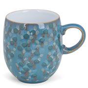 Denby - Azure Shell Large Curve Mug