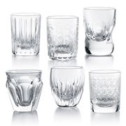 Baccarat - Everyday Les Minis Shot Glass Set 6pce