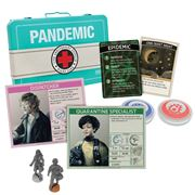 Z-Man Games - Pandemic 10th Anniversary Edition