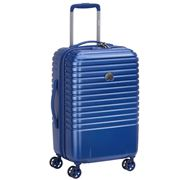 Delsey - Caumartin Plus Wheelaboard Spinner Case Blue