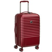 Delsey - Caumartin Plus Wheelaboard Spinner Case Burgundy