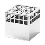 Georg Jensen - Matrix Cube Vase Small