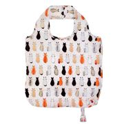 Ulster Weavers - Reusable Roll-Up Bag Cats