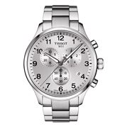 Tissot - Chrono XL Classic Silver Dial S/Steel Chronograph