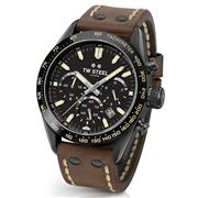 TW Steel - Chrono Sport Black Dial Chronograph 46mm