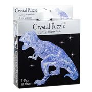 Games - 3D Crystal Jigsaw Puzzle Clear T-Rex