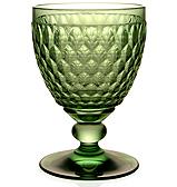 V&B - Boston Water Goblet Green