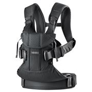 BabyBjorn - 3D Mesh Baby Carrier One Air Black Mesh