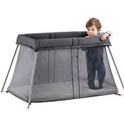BabyBjorn - Travel Cot Easy Go Anthracite