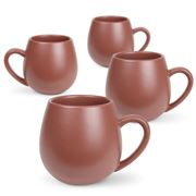 Robert Gordon - Hug Me Mug Set Matte Red Earth 4pce