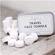 Men's Society - Travel Face Towels 20pk