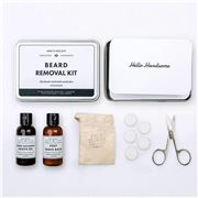 Men's Society - Beard Removal Kit