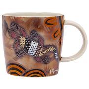 Ashdene - Dreamtime Creations Goanna Stoneware Mug